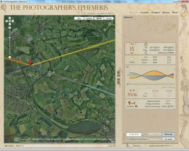 kelston ephemeris